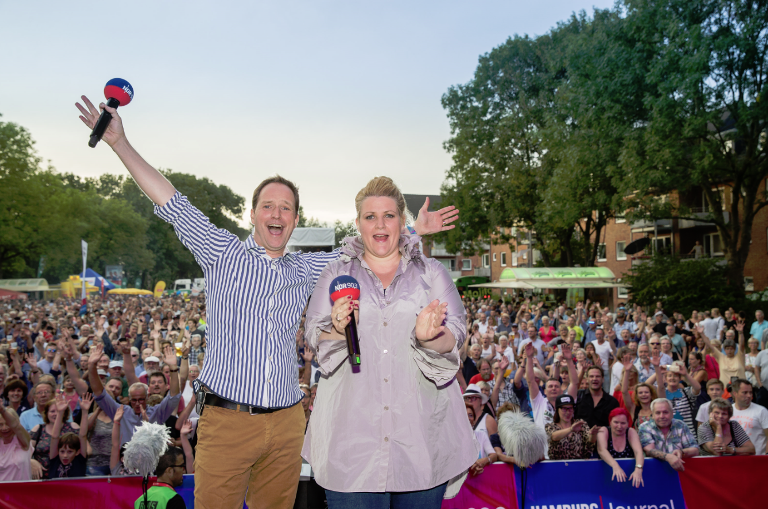 NDR Sommertour in Rahlstedt