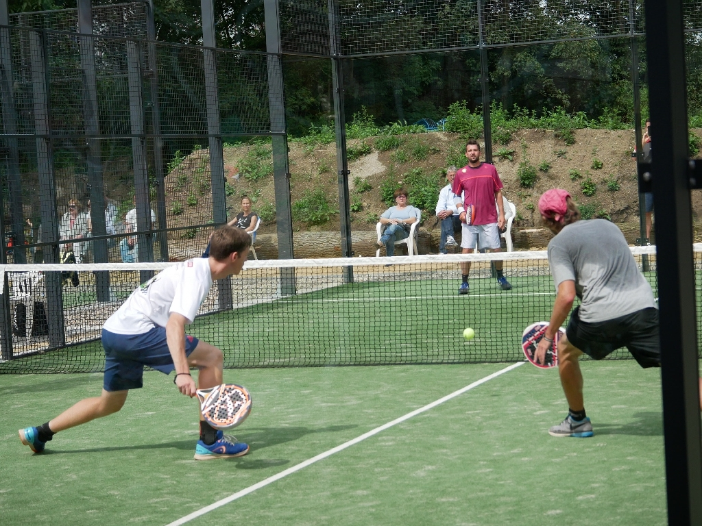 Padel Tennis in Hamburg